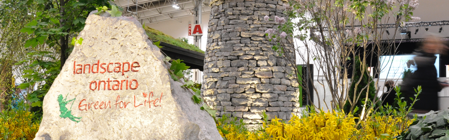 Stone donations community projects upper canada stone for Landscaping rocks burlington ontario